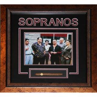 The Sopranos 8x10-inch Cigar Frame