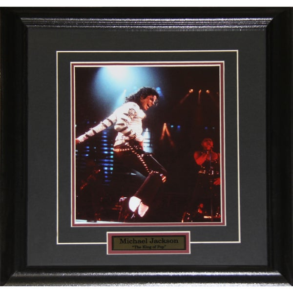 Michael Jackson 8x10-inch Frame
