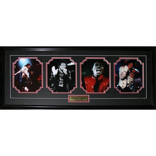 Michael Jackson 4 Photograph Frame