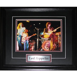 Led Zeppelin 8x10-inch Frame