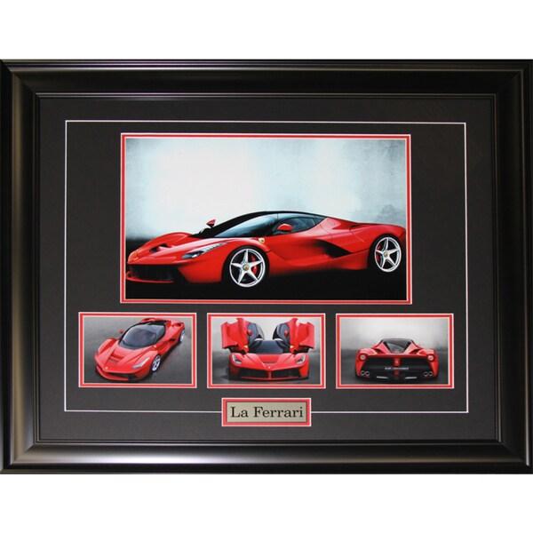 La Ferrari 4 Photograph Frame