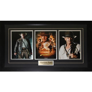 Harrison Ford Indiana Jones 3 Photograph Frame
