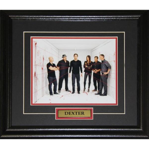 Dexter Tv Cast 8x10-inch Frame