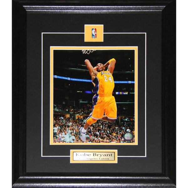 Kobe Bryant Los Angeles Lakers 8x10-inch Frame