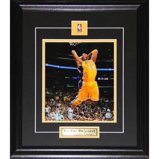Kobe Bryant Los Angeles Lakers 8x10-inch Frame