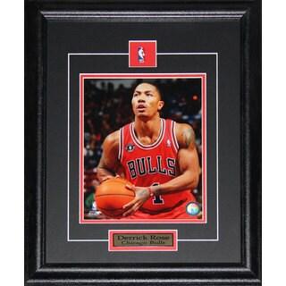 Derrick Rose Chicago Bulls 8x10-inch Frame