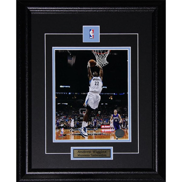 Andrew Wiggins Minnesota Timberwolves 8x10-inch Frame