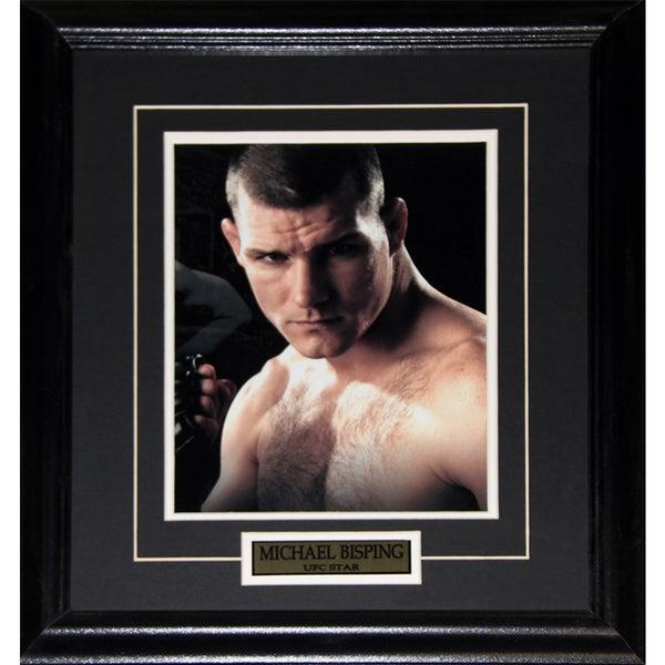Michael Bisping UFC 8x10-inch Frame