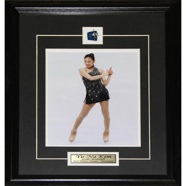 Yu-na Kim Winter Olympics Figure Skating 8x10-inch Frame