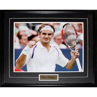 Roger Federer Tennis 16x20-inch Frame