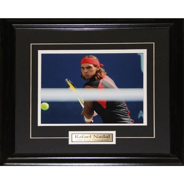 Rafael Nadal Tennis 8x10-inch Frame