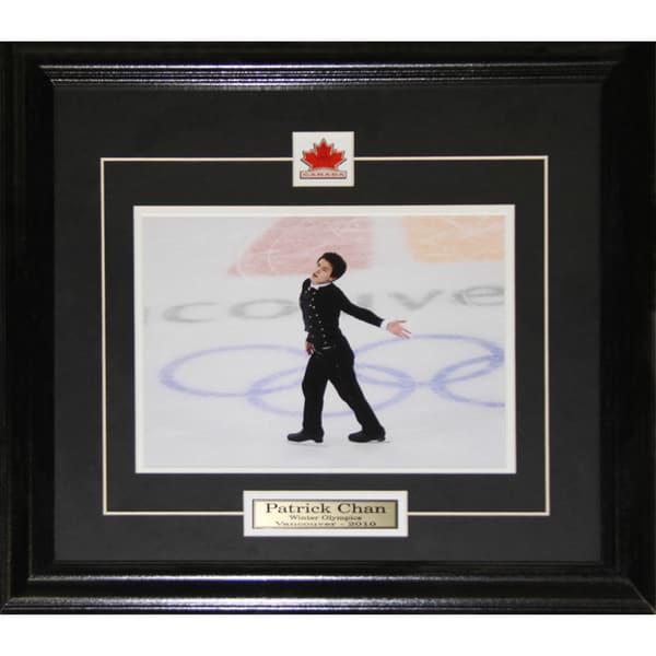 Patrick Chan Winter Olympics Figure Skating 8x10-inch Frame