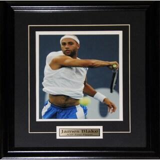 James Blake Tennis 8x10-inch Frame