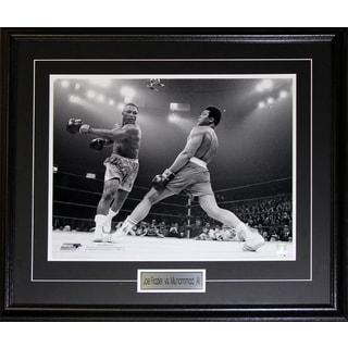 Joe Frazier Vs. Muhammad Ali Boxing 16x20-inch Frame