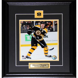 Zdeno Chara Boston Bruins 8x10-inch Frame