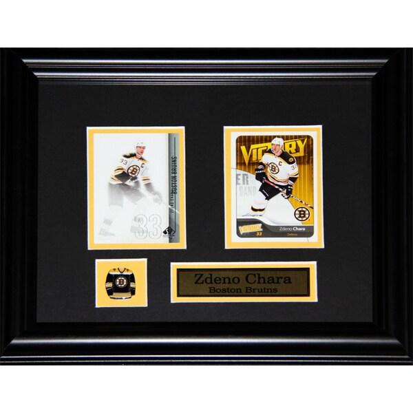 Zdeno Chara Boston Bruins 2-card Frame