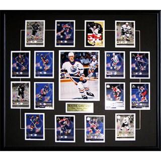 Wayne Gretzky Full Upper Deck Card Set Frame