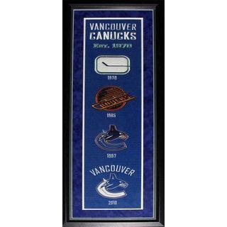 Vancouver Canucks Banner Frame
