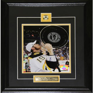 Tyler Seguin Boston Bruins Stanley Cup 8x10-inch Frame