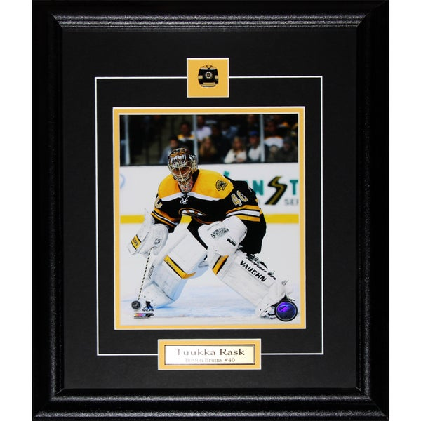 Tuukka Rask Boston Bruins 8x10-inch Frame