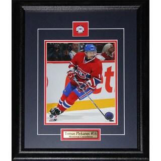 Tomas Plekanec Montreal Canadiens 8x10-inch Frame