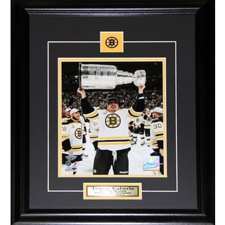 Tomas Kaberle Boston Bruins Stanley Cup 8x10-inch Frame