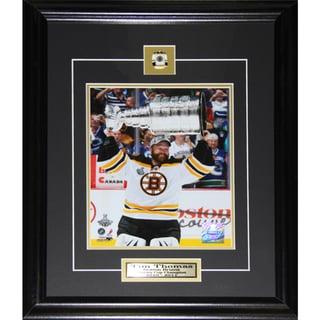 Tim Thomas Boston Bruins Stanley Cup 8x10-inch Frame