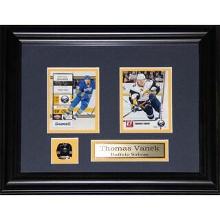 Shop Thomas Vanek Buffalo Sabres 2 Card Frame Free