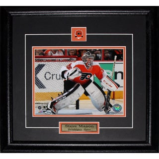 Steve Mason Philadelphia Flyers 8x10-inch Frame