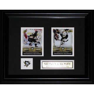 Sidney Crosby Pittsburgh Penguins 2-card Frame