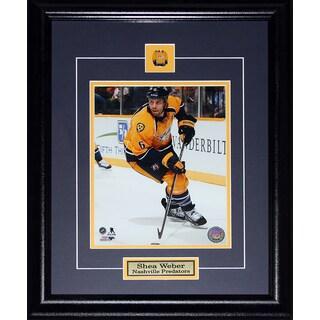 Shea Weber Nashville Predators 8x10-inch Frame