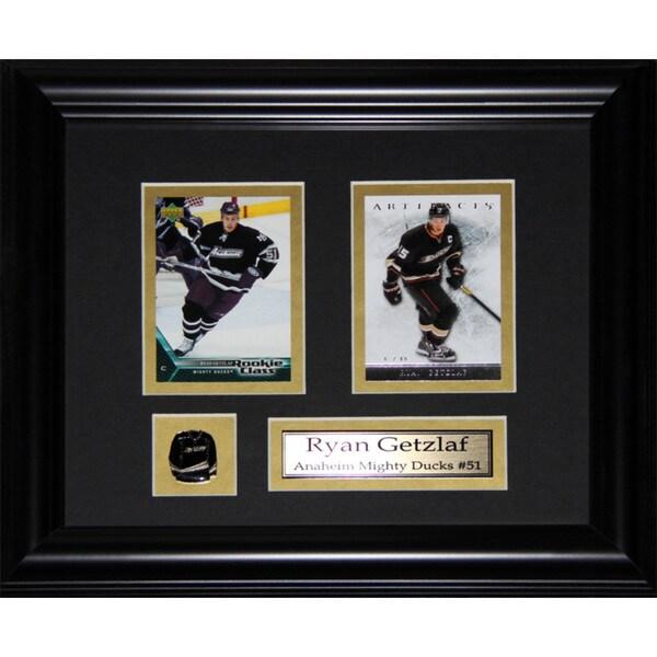 Ryan Getzlaf Anaheim Ducks 2-card Frame