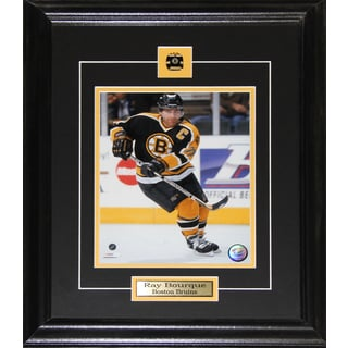 Ray Bourque Boston Bruins 8x10-inch Frame