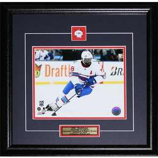 Pk Subban Montreal Canadiens 2016 Winter Classic 8x10-inch Frame