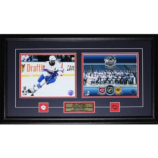 Pk Subban Montreal Canadiens 2016 Winter Classic 2-photo Frame