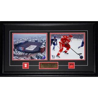 Pavel Datsyuk Detroit Red Wings 2014 Winter Classic 2-photo Frame