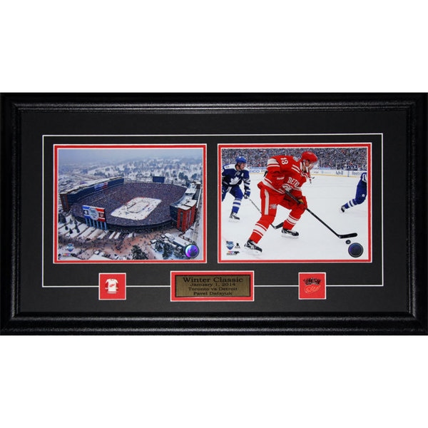 b7fc3ea7a Shop Pavel Datsyuk Detroit Red Wings 2014 Winter Classic 2-photo Frame -  Free Shipping Today - Overstock.com - 12005953