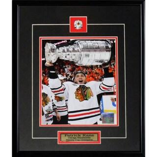 Patrick Kane Chicago Blackhawks Stanley Cup 8x10-inch Frame