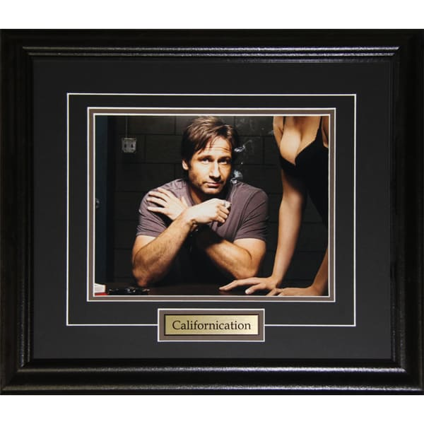 Californication Hank Moody David Duchovny 8x10-inch Frame