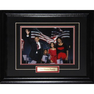 Barack Obama Family 8x10-inch Frame