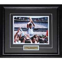 Diego Maradona Team Argentina 8x10-inch Frame