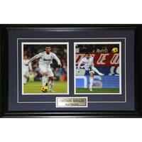 Cristiano Ronaldo Real Madrid Soccer 2-photo Frame