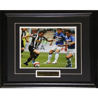Alessandro Del Piero Juventus 8x10-inch Frame