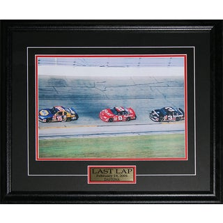 Dale Earnhardt Sr Nascar Last Lap Frame