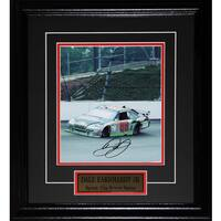 Dale Earnhardt Jr. Nascar Signed 8x10-inch Frame
