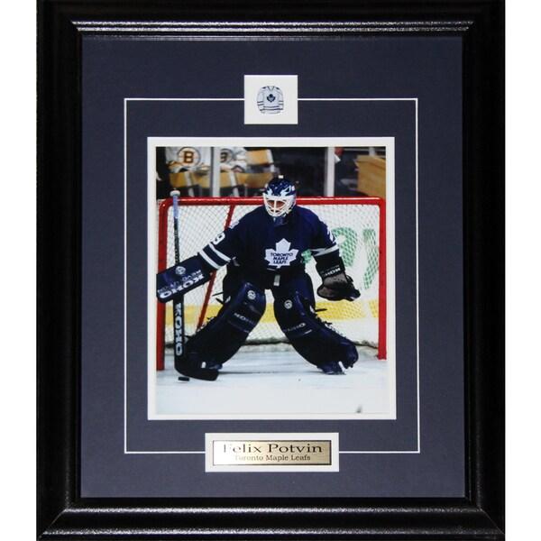 Felix Potvin Toronto Maple Leafs 8x10-inch Frame