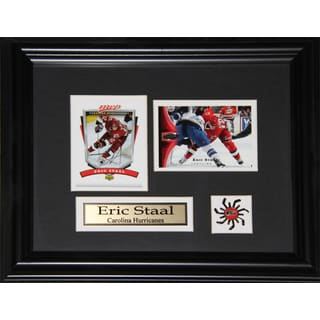 Eric Staal Carolina Hurricanes 2-card Frame