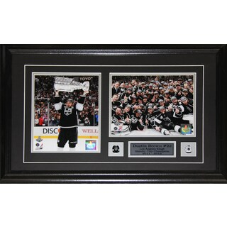 Dustin Brown Los Angeles Kings Stanley Cup 2-photo Frame