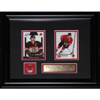 Duncan Keith Chicago Blackhawks 2-card Frame