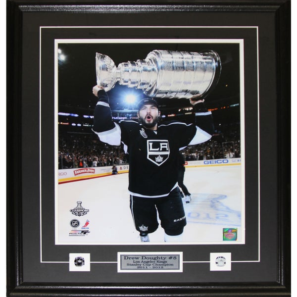 Drew Doughty Los Angeles Kings Stanley Cup 16x20-inch Frame